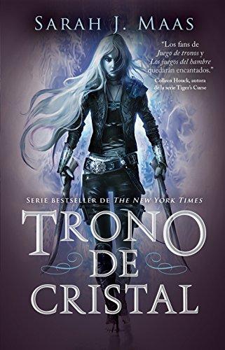 Trono de Cristal (Trono de Cristal 1) eBook: Maas, Sarah J ...