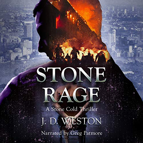 Stone Rage: A Stone Cold Thriller audiobook cover art