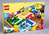 LEGO Ludo Game - Challenge Your Friends and Family to a Game of Ludo!