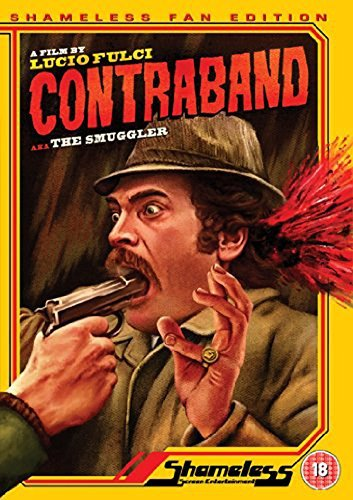 Contraband Uncut with Limited Edition Lenticular [DVD] [Reino Unido]