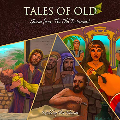 Tales of Old Audiobook By Clive Johnson cover art