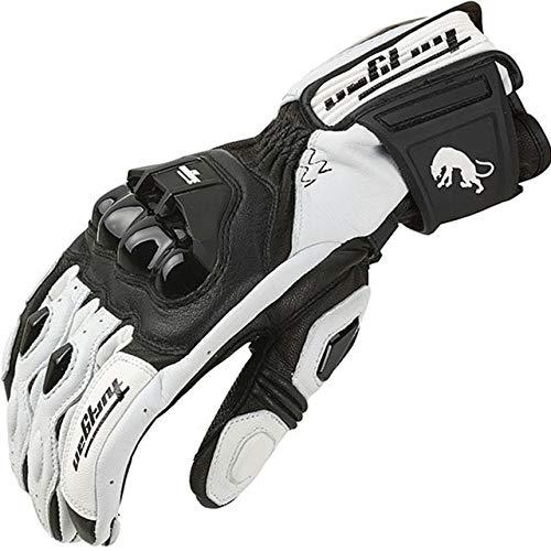 guanti da moto in fibra di carbonio bici da corsa anti caduta traspirante e anti scivolo accessori moto corti-a10-M
