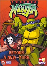 Tortues Ninja - Vol. 4 : Retour à New York Francia DVD ...