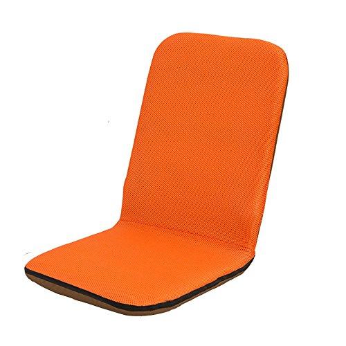 Sofa Lazy Sofa, Einzelsofa, Computersofa, Klappsofa (Netz) Orange
