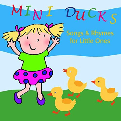 Mini Ducks. Songs and Rhymes for Little Ones Titelbild