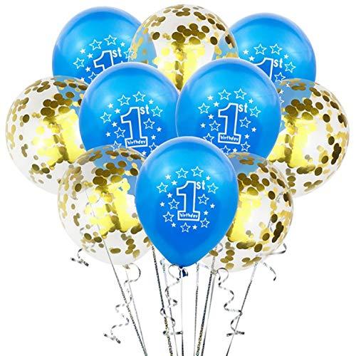 Huiyoo Ongebruikelijke Baby Gift Verjaardag Partij Confetti Ballon Combinatie Partij Decoratie