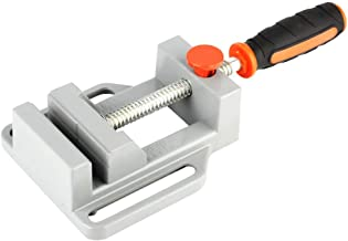 Mini Household Jaw Bench Vise Clamp Drill Table Jaw Vise Hand Tool 70mm