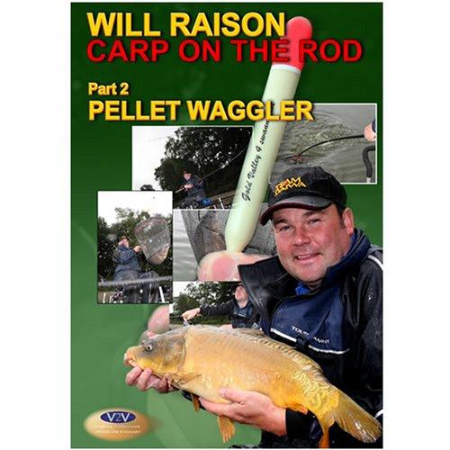 WILL RAISON Carp On The Rod Part 2 - Pellet Waggler DVD