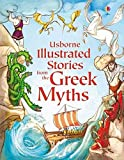GREEK MYTHS ILUSTRATED STORIES (Illustrated Stories)