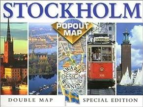 Stockholm popout map: Double map