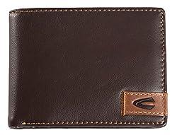 camel active wallet California, brown, 12,5x2x9,5, 128 704 20