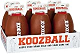 Koozball Real Football and Beverage Cooler