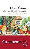 Alice Au Pays Des Merveilles, Suivi de de l'Autre Côté Du Miroir (Le Livre de Poche) by Lewis Carroll(2009-07-01) - 01/01/2009