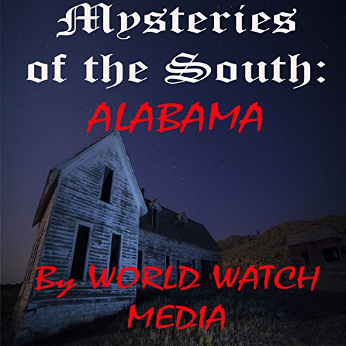 Mysteries of the South Titelbild