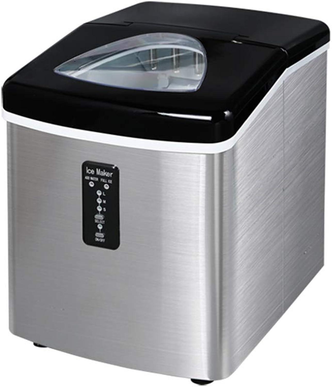 respuestas rápidas Xyanzi Máquinas para para para Hacer Hielo Ice Cube Maker, Portable Ice Maker 39 LB Encimera Diaria Diseo Moderno Hielo En Forma De Bala Ideal For Cocinas Filas For Bares  tienda en linea