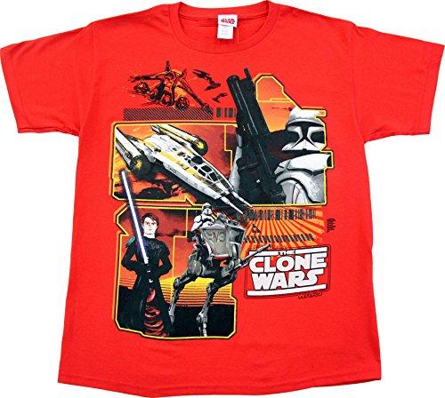 Star Wars - Camiseta - para bebé niño...