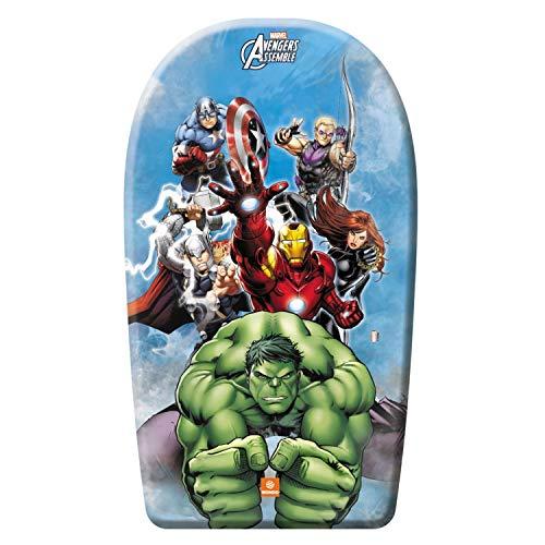 Mondo Toys - Body Board Marvel Avengers - Tavola da Surf per bambini - 84 cm - 11210