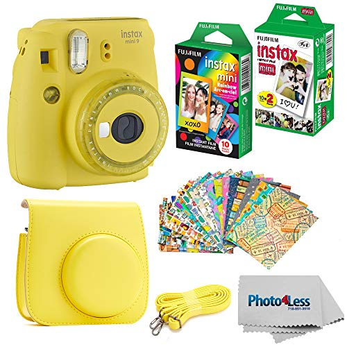 Check Out This Fujifilm Instax Mini 9 Instant Film Camera - Fujifilm Instax Mini Instant Film, Twin ...
