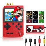 Handheld Spielekonsole Xpassion Retro Mini Game Player mit 400 klassischen FC-Spielen...