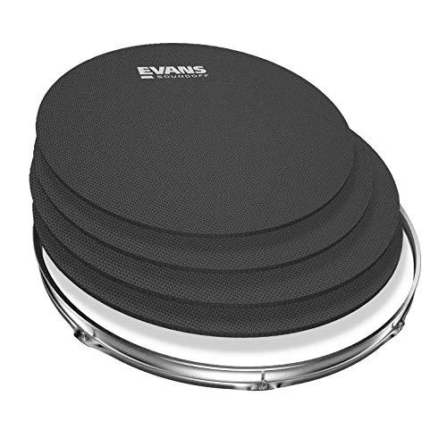 Kit de silenciadores para tambor SoundOff de Evans, fusión
