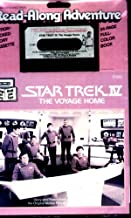 STAR TREK IV - The Voyage Home - from Original Motion Picture - Book & Cassette (Read Along Adventure)