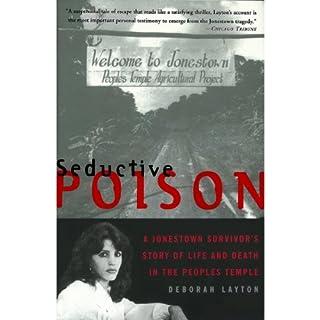 Seductive Poison audiobook cover art