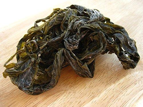Kombu (Kelp) aus Wildernte   von der Küste Irlands, naturbelassen – Bio (250g)