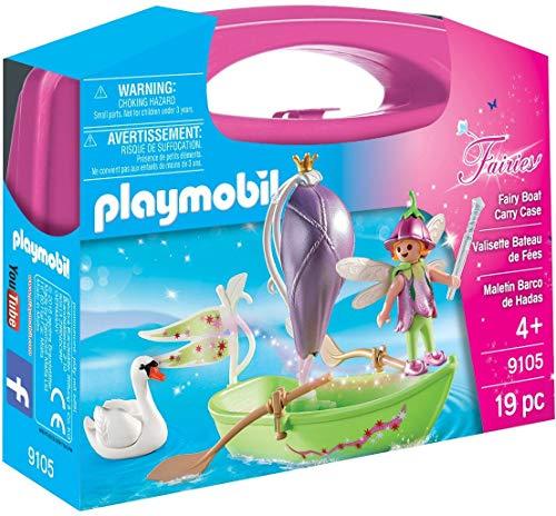 Playmobil Fairies - Maleta Barco das Fadas - 9105