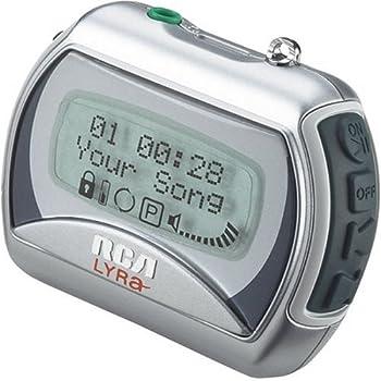 RCA Lyra RD1076 512 MB Personal MP3 Player