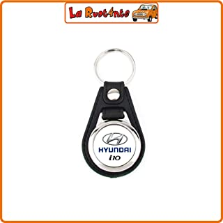 La Ruotante 1 Portachiavi Hyundai I10 Gettone Carrello Spesa