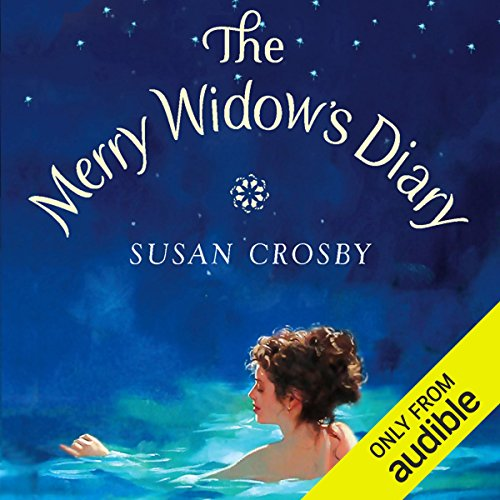 The Merry Widow's Diary audiobook cover art