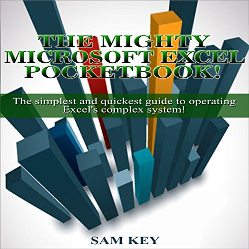 Microsoft Excel audiobook cover art