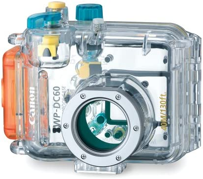 Canon WP DC60 Waterproof Case for A510 A520 Digital Cameras product image