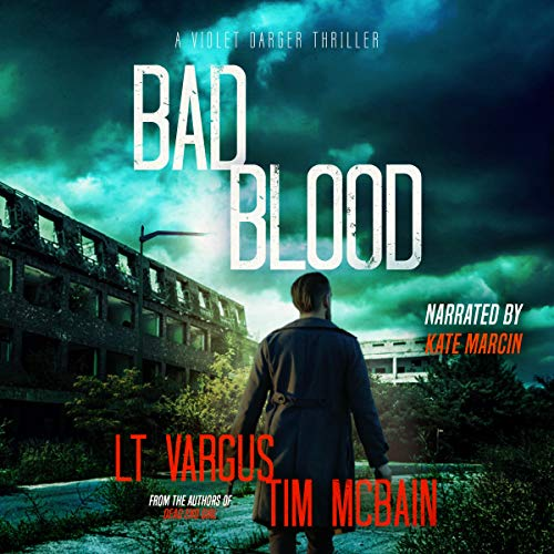 Bad Blood: A Gripping Crime Thriller  audiobook cover art