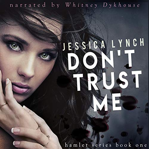 Don't Trust Me audiobook cover art