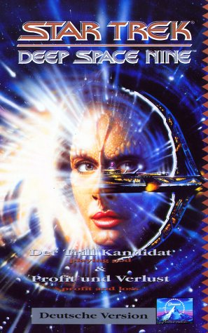 Star Trek - Deep Space Nine 19: Der Trill Kandidat/Profit und Verlust