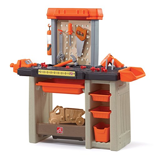 Step2 Handyman Workbench Kids Tool...