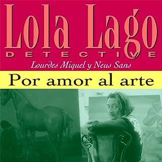 Por amor al arte [For the Love of Art] audiobook cover art