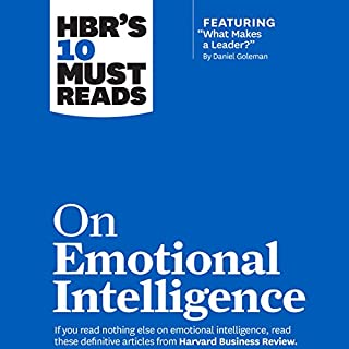 HBR Guide to Emotional Intelligence cover art