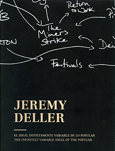 Jeremy Deller: The Infinitely Variable Ideal of the Popular