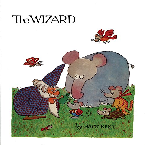 The Wizard audiobook cover art