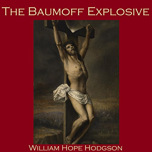 The Baumoff Explosive audiobook cover art