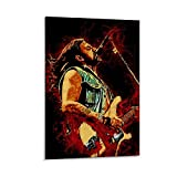 FANFF Lemmy Motorhead Poster, dekoratives Gemälde,