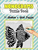 Nonograms Puzzle Book: Nonograms Book Logic Pic Griddler Games Japanese Puzzles Picross Games Logic Grid Puzzles Hanjie Puzzle Books Logic Puzzles Book Gift Idea for Adults Men Women