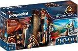 PLAYMOBIL Novelmore 70539 Burnham Raiders - Bombero para niños de 5 a...