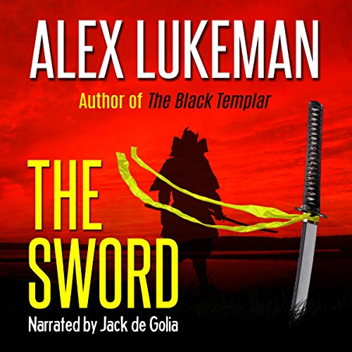 The Sword audiobook cover art