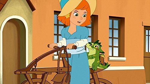 Lilli und das erste Fahrradrennen der Welt