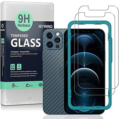 Ibywind Panzerglas für das iPhone 12 Pro Max(6.7