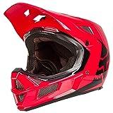 Fox Rampage Comp Helmet Infin, Ce Bright Red M