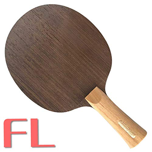 Check Out This SANWEI Dynamo Table Tennis Blade (5 Ply Wood, Cypress Handle, Light & Fast) Racket Pi...